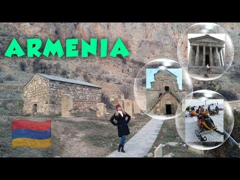 ARMENIA TOUR 2019/ motorski, cable car and ziplining experience