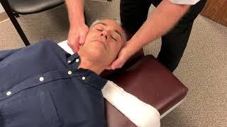 Houston Chiropractor Dr Greg Johnson Explains & Demonstrates The 'Johnson Chiropractic Technique'
