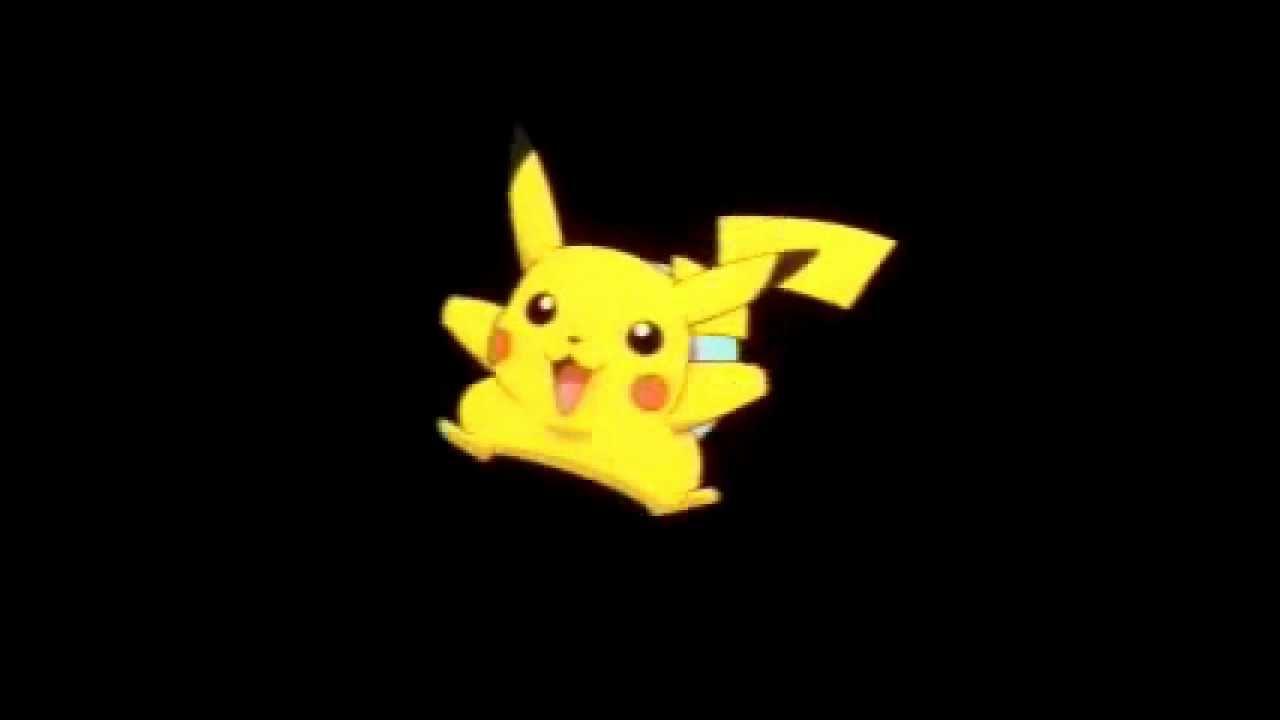 Pikachu The Movie Logo Youtube