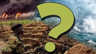 D'où Viendra La Prochaine Guerre des Ressources? [Anticipation] thumbnail
