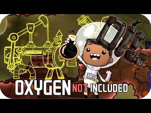 Oxygen Not Included OIL UPGRADE: STEAMING INTO OIL!! Ep 15 O