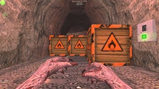Counter-Strike: Zombie Escape Mod - ze_Cave_v2_Final on ProGaming 4K UHD