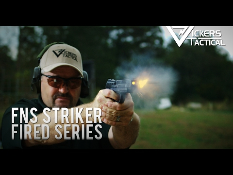 FNS STRIKER FIRED SERIES