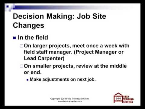 Job Cost Reports in Construction