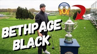 The Hardest Golf Course   Bethpage Black Part 1