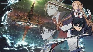 Extraordinary - Sword Art Online (SAO): Ordinal Scale AMV (720p)