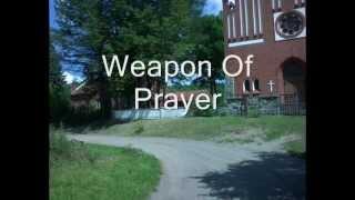 Weapon Of Prayer.-cover pAN kOTUNIO