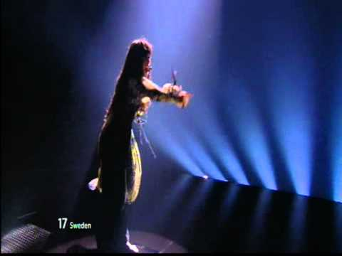 Eurovision 2012 - Loreen - Euphoria (live at final jury dress rehearsal)
