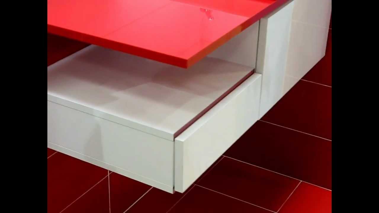 meuble et fa ence fiber tau ceramica youtube. Black Bedroom Furniture Sets. Home Design Ideas