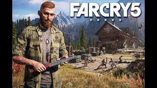 Far Cry 5 Gold Edition-FULL UNLOCKED PC Download
