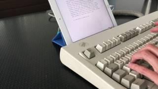 Die beste je gebaute Tastatur am iPad Pro