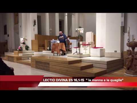 """Esodo 16,1- 15 """"La manna e le quaglie""""  Lectio divina di don Mario Cascone"""