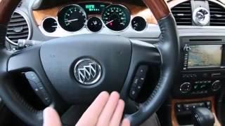 2012 Buick Enclave 15318A