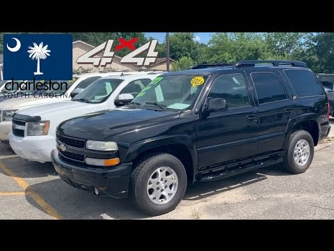Here's a 2003 Chevrolet Tahoe Z71 - Only $7995 | 16 Years Later For Sale Review - Charleston, SC
