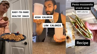 QUICK HEALTHY RECIPES FOR LOSING WEIGHT  TIKTOK COMPILATION