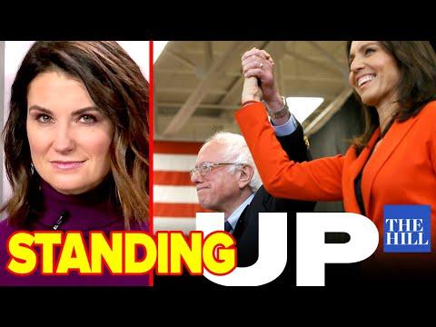 Krystal Ball: Tulsi, Bernie alone stand up to regime change war machine