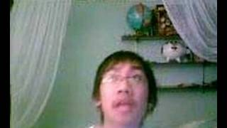 numa numa- with a weird asian guy