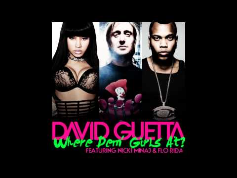 David Guetta - Where dem girlz at [Bass Boosted] [HD]