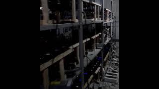 Самая большая ферма криптовалют в Украине на GPU