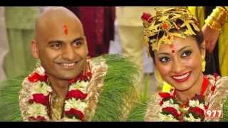 Jharna Bajracharya Got Married With Producer and Businessman Rahul Agrawal