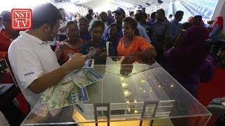 Najib brings good news for Teluk Intan folk