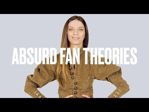 Angela Sarafyan Reads Absurd Westworld  Theories  ELLE