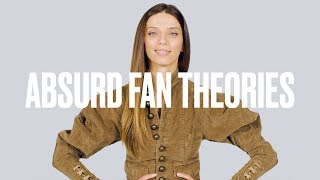 Angela Sarafyan Reads Absurd Westworld Fan Theories | ELLE