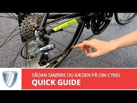 afkortning af cykelkæde