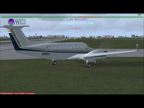Flight Simulator X: MVA-58 and MVA-1337 Landing at KIND
