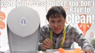 $700 Cold Press Juicer You Don