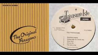 The Paragons - You Mean The World To Me-Treasure Isle Reggae