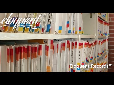 Eloquent Records Webinar | Records Management Software
