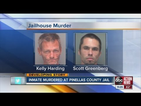 Inmate murder at Pinellas County jail