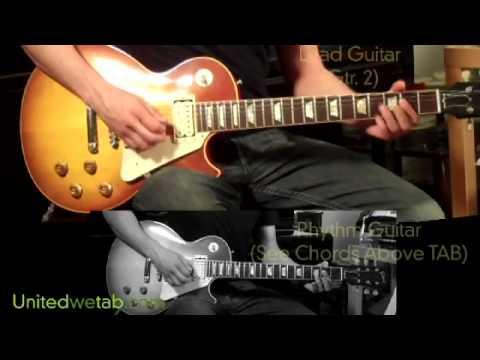 Bon Jovi Always Guitar Cover Youtube
