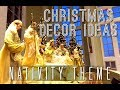 CHRISTMAS NATIVITY DECORATION IDEAS - Nativity Ornaments - 2019
