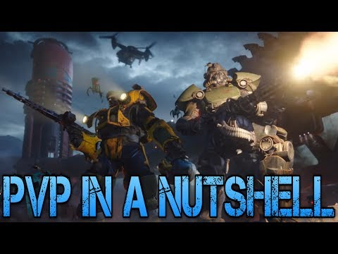Fallout 76 PvP Is Completely Balanced and NEED NO ALTERATION thumbnail