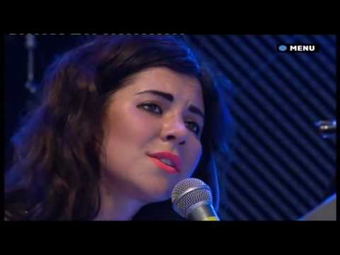 Marina & The Diamonds Live Glastonbury 2010.