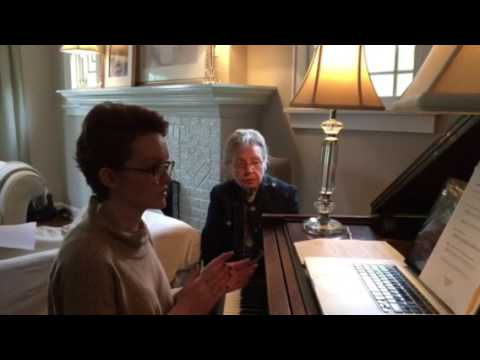 Avery Kiker Belmont University Basic Musicianship Test