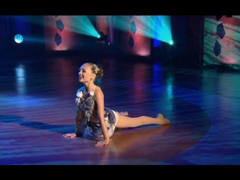 Maddie Ziegler Drowning Full Solo