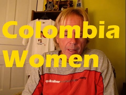 Colombian Mail Order Wives