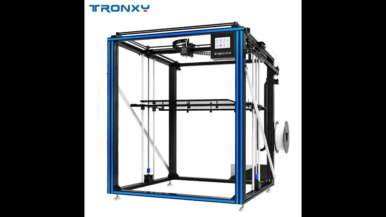 TRONXY X5ST-500 Printing Video