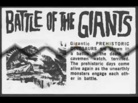 Castle Films silent with soundtrack restored Battle of the Giants