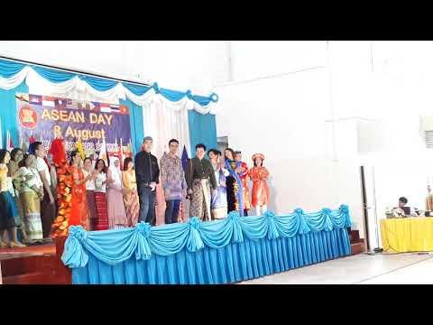 กิจกรรมวันอาเซียนโรงเรียนเมืองเชลียง/ASEAN  DAY 2