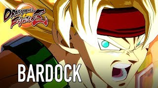 Dragon Ball FighterZ - XB1/PS4/PC - Bardock (Full character Intro +  release date) thumbnail