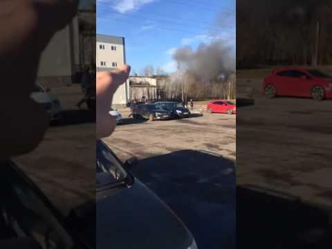 Взрыв на Фск еэс СПб 24 04 17