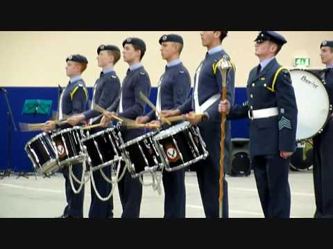 Air Cadet National Marching Band Championships 2009