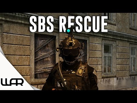 🤕 SPECIAL BOAT SERVICE RESCUE - Second Falklands War - Alternate History - Arma 3 - Episode 8