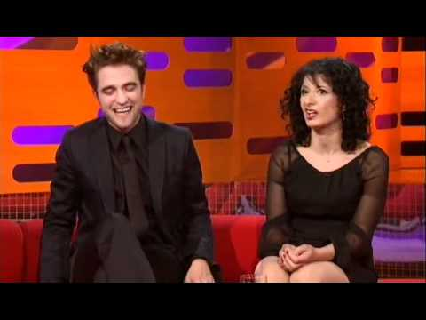 Robert Pattinson - Graham Norton - 6th May 2011 - Part 1