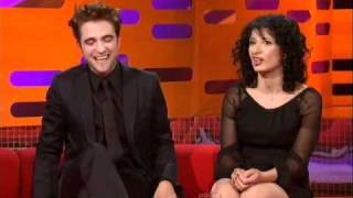 Robert Pattinson - Graham Norton - 6th May 2011 - Part 1