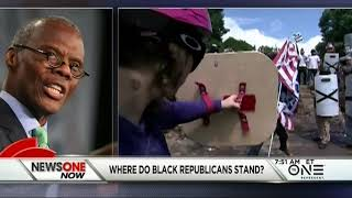 Will Black Republicans Call Out Trump & The GOP & Demand A More Forceful Rebuke Of The Alt-Right?